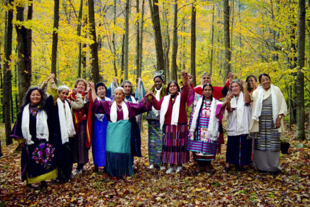 THE GRANDMOTHERS YOUTH FORUM
