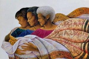 Jornada sagrada da menopausa