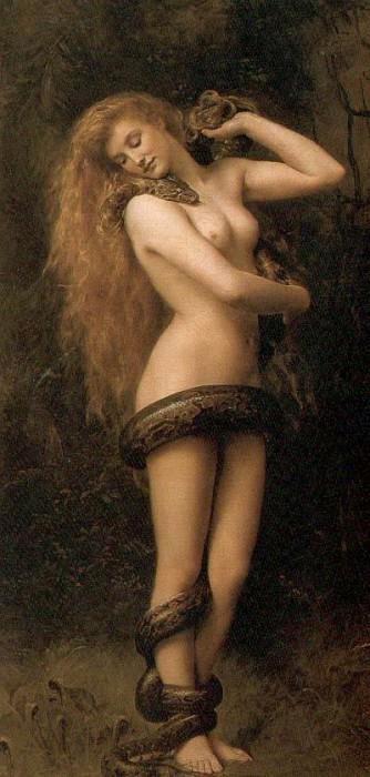 John Collier Lilith 1892